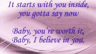 I'm not Perfect Lyrics-Cheesa feat.Charice