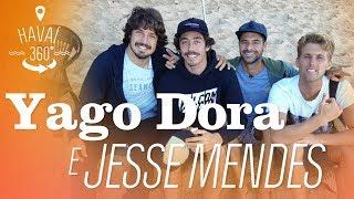 Yago Dora e Jesse Mendes direto do Havaí | Havaí 360º | Canal OFF
