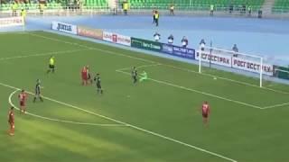(Голы) Уфа - ЦСКА 1:1 15-04-2018