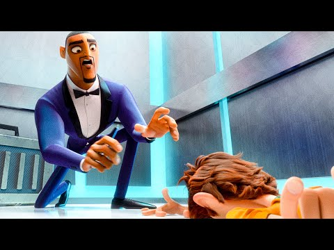 SPIES IN DISGUISE All Movie Clips + Trailer (2019)