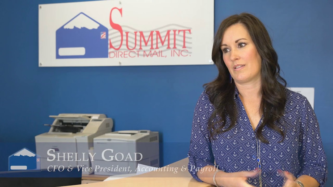 Summit Direct Mail Story