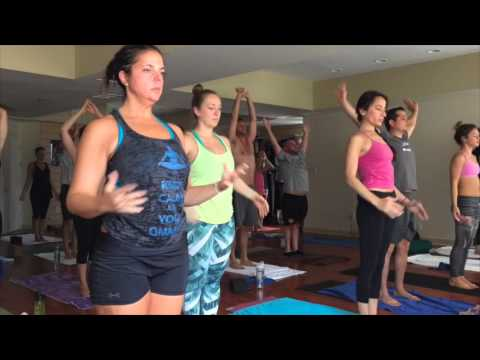 Fred Busch at Miami Yoga 2016 Class   90 MINUTES