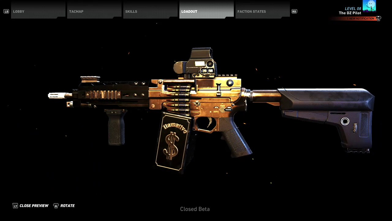 Ghost Recon Wildlands Named Boss Weapons List Epic Skins