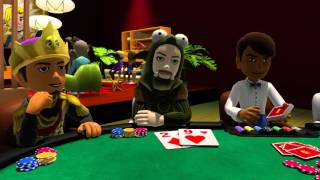 Bring This To Xbox One | Full House Poker (Xbox 360)