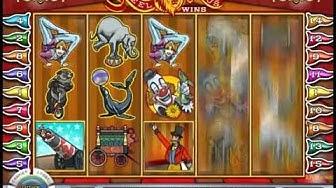 5 Reel Circus   Video Slot   Online Video Slots   USACasinoGamesOnline