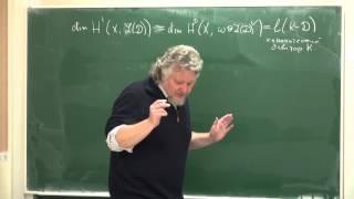 Лекция 2   Теорема Римана-Роха Классика и современность   С. Ягунов   Лекториум