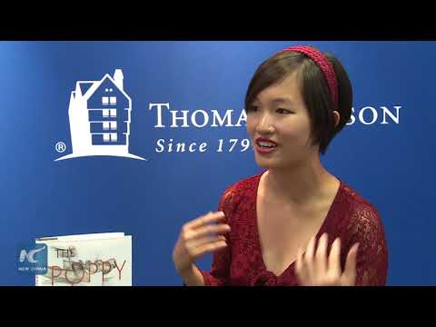"""Young Chinese writer launches historical fiction """"The Poppy War"""" at New York BookCon"""