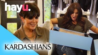 Kris Bribes Khloé for Lakers' Tickets | Keeping Up With The Kardashians