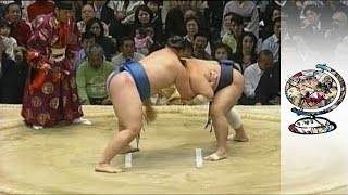 Is Sumo Wrestling On Its Last Legs?