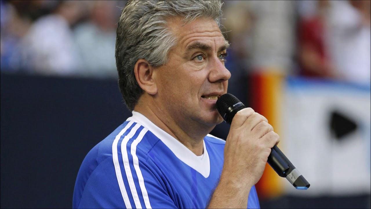 Stadionsprecher Schalke