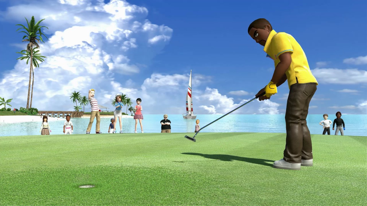 PS4 Everybody's Golf - Game Trailer