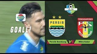 Download Video Goal Jonatan Bauman - Persib Bandung (1) vs Mitra Kukar (0) | Go-Jek Liga 1 bersama Bukalapak MP3 3GP MP4
