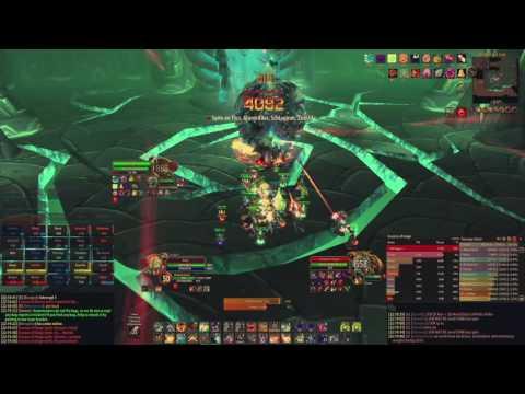 Black Temple - All 9/9 bosses - TBC Feenix Archangel 2.4.3 (Spriest POV)
