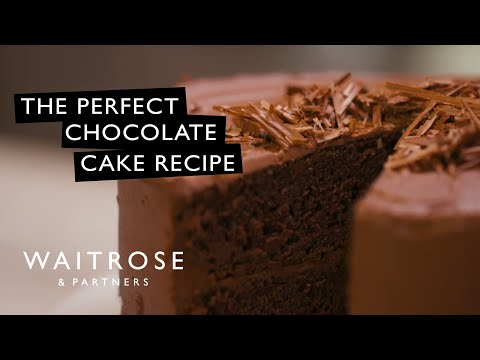 Perfect Chocolate Cake | Waitrose & Partners