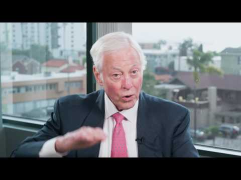Brian Tracy on World Wealth Creation Conference
