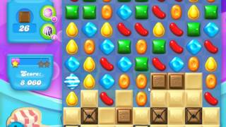 Candy Crush Soda Saga Level 205