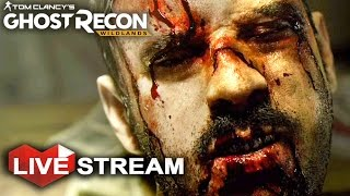 GHOST RECON Wildlands Gameplay | DRUG WAR | Multiplayer Campaign Part 1