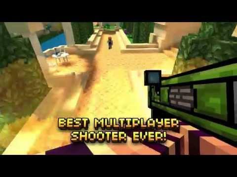 Pixel Gun 3D – Epic Multiplayer Shooter