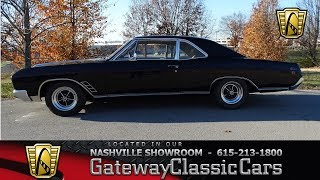 Produce1966 Buick Skylark,Gatewayclassic cars Nashville, #678NSH