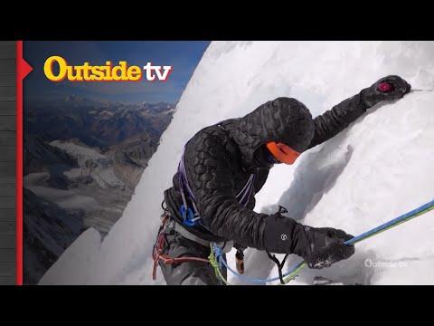 David Lama and Conrad Anker Attempt to Summit Lunag Ri | Xtreme CollXtion
