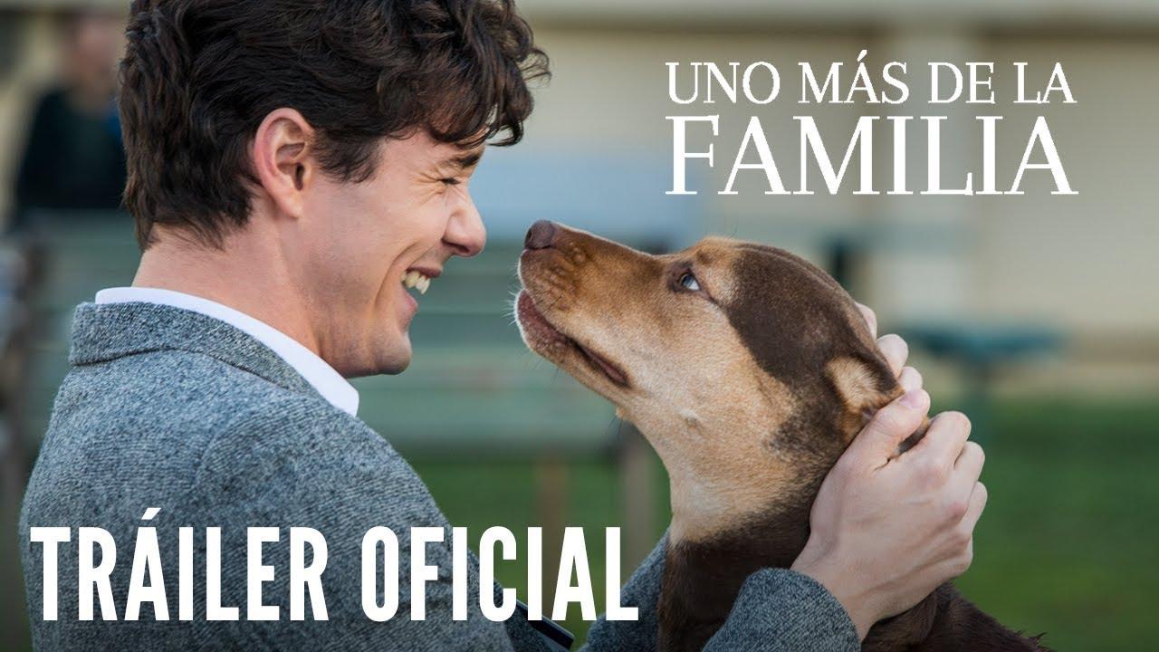 UNO MÁS DE LA FAMILIA. Tráiler Oficial HD en español. Ya en cines.