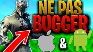 TUTO : COMMENT NE PAS BUGGER SUR FORTNITE MOBILE IOS ET ANDROID ? How to less lag Fortnite Mobile