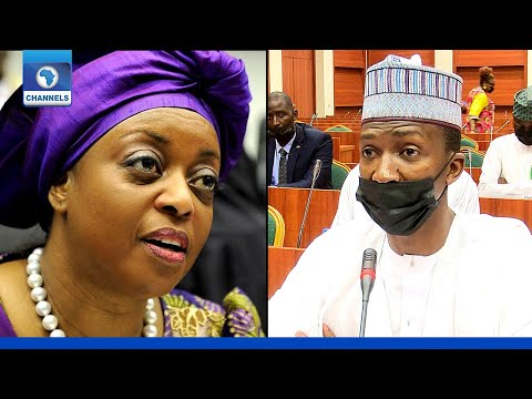 [FULL VIDEO] Diezani Forfeited Jewelry Worth N14.4bn, Houses Valued At $80m – EFCC