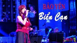 Bảo Yến   Biển Cạn ( Kim Tuấn ) ft. Quang Dũng [Live]