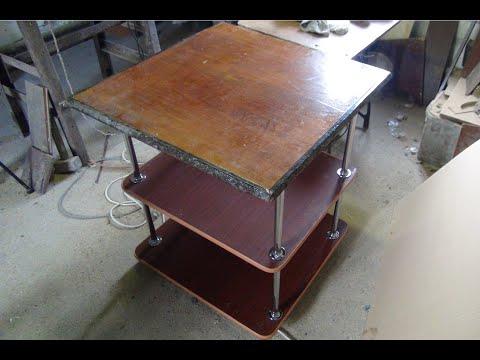 Видео Чертеж стола для фотошопа