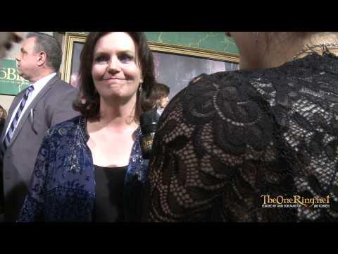 Philippa Boyens  Hobbit screenwriter
