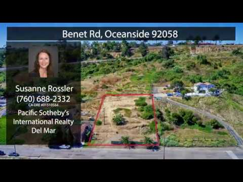 Benet Rd, Oceanside 92058   -  Lots For Sale Oceanside