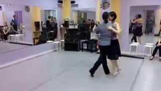 Урок №12 Танго Милонга