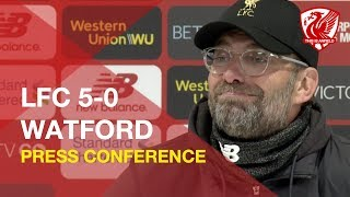 liverpool-5-0-watford-jurgen-klopp-press-conference
