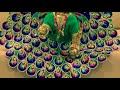 Janmashatmi special. BAL GOPAL  DECORATION  How to decorate n paint Krishna. (bal krishna)