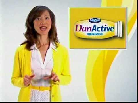 Bizzare Dannon Danactive Yogurt Doovi