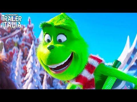 IL GRINCH 2018 | Tutte le Clip e Trailer Compilation del Film d'Animazione