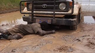 World's Most Dangerous Roads - Congo