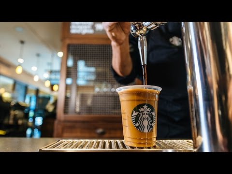 Kristina Kage - Today Only: Starbucks Is Hosting A BOGO Happy Hour Promotion On ALL Drinks