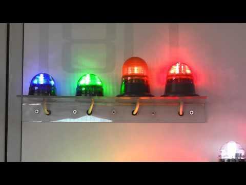 TEXELCO signal lamp 180 series