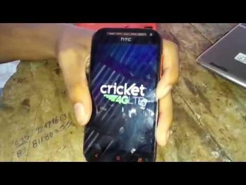 HTC One SV (Cricket Wireless Blocked)