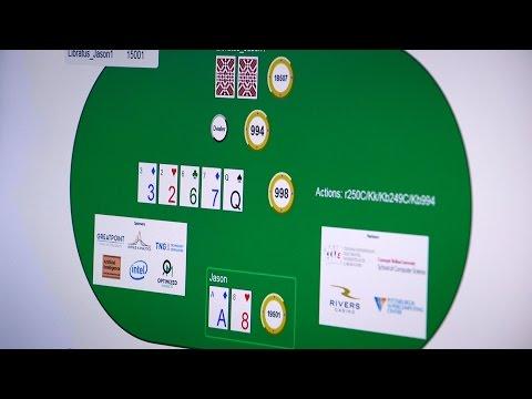 Tough Poker Player: Brains Vs. AI Update
