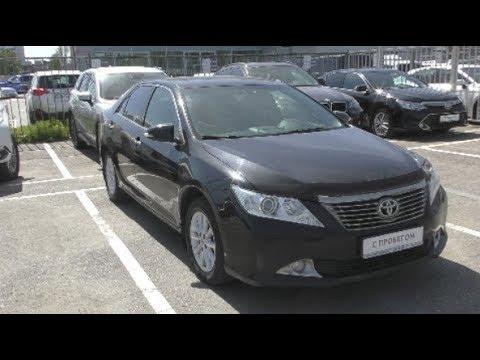 Автоподбор б\у Toyota Camry 50 за 800тр
