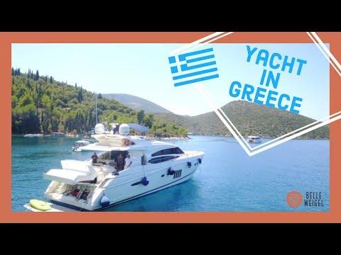 Greece Trip On $1,000,000 Yacht | Summer 2017 GoPro