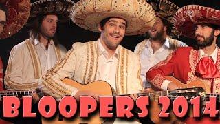 WARP ZONE BLOOPERS 2014