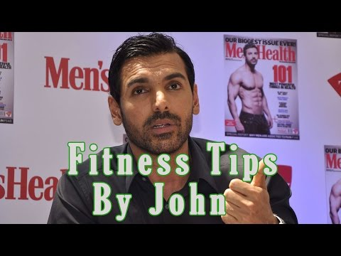 Exclusive! John Abraham reveals his fitness secret