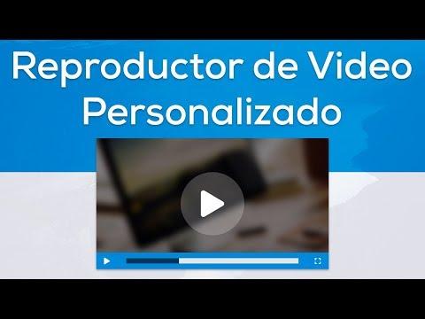 Como Hacer Un Reproductor De Video Personalizado Con HTML Y CSS (VideoJS) | Parte 1