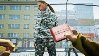 Homeless Guy Pickpockets Czech Girls - Hobo Tough Life Update