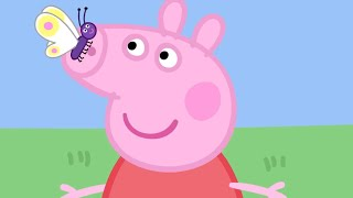 Peppa Pig English Episodes | Spring Time with Peppa! 🌸| Cartoons for Children