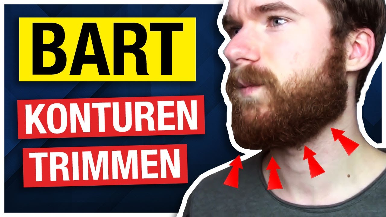 bart trimmen leicht gemacht berg nge richtig schneiden youtube. Black Bedroom Furniture Sets. Home Design Ideas