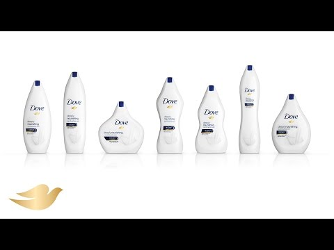 Celebrate the many shapes and sizes of beauty | Dove
